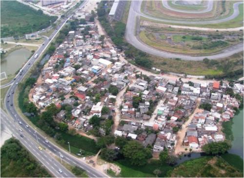Vila autodromo